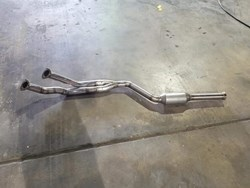 Exhaust Catalytic Converter Section
