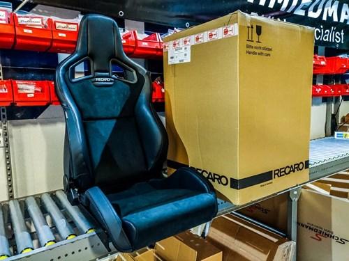 Schmiedmann BMW E90 Recaro Seats