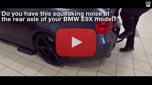 Schmiedmann BMW E90 320I Replacing Ball Joint Video Thumbnail Playbutton