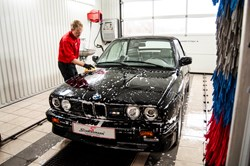 Schmiedmann BMW M3 E30 Cabriolet 3