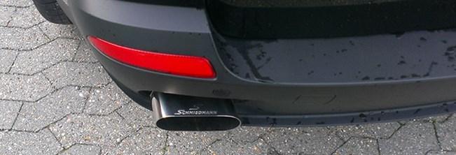 Bmw X5 Lowering Schmidmann Tail Pipe 02