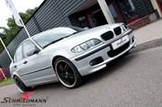 Bmw E46 318I Motorsport Ii Frontspoiler 04