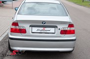 Bmw E46 318I Supersprint Sport Rear Silencer Stainless Steel 29