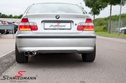 Bmw E46 318I Supersprint Sport Rear Silencer Stainless Steel 31
