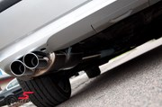 Bmw E46 318I Supersprint Sport Rear Silencer Stainless Steel 32