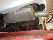Bmw E46 318I Supersprint Sport Rear Silencer Stainless Steel 35
