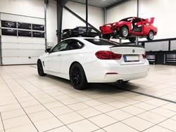 Henriks BMW F32 LCI 420I Eibach Lowering 2