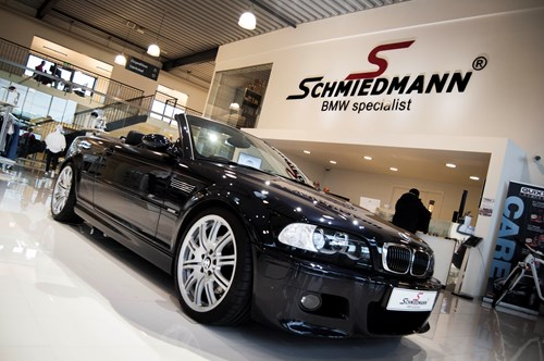 Schmiedmann BMW M3 E46 Showroom 0001