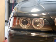 Bmw E39 530I Facelift Headlights 03