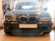 Bmw E39 530I Facelift Headlights 04