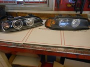 Bmw E39 530I Facelift Headlights 05