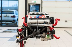 Schmiedmann BMW M3 E30 EVO2 Motor 0014