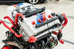 Schmiedmann BMW M3 E30 EVO2 Motor 0040