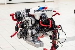 Schmiedmann BMW M3 E30 EVO2 Motor 0042