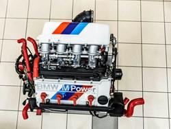 Schmiedmann BMW M3 E30 EVO2 Motor 5403