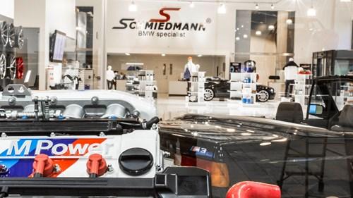Schmiedmann BMW M3 E30 EVO2 Motor 5407