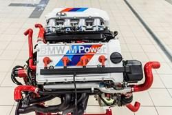 Schmiedmann BMW M3 E30 EVO2 Motor 5409