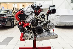 Schmiedmann BMW M3 E30 EVO2 Motor 5414