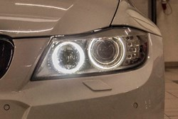 Schmiedmann BMW E90 LCI 320D Angel Eyes 0010