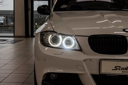 Schmiedmann BMW E90 LCI 320D Angel Eyes 0012