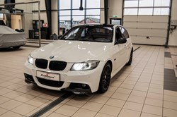Schmiedmann BMW E90 LCI 320D Angel Eyes 0017