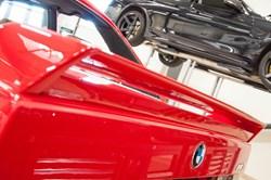 Schmiedmann BMW M3 E30 EVO2 Bagklap 0013 2