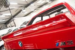 Schmiedmann BMW M3 E30 EVO2 Bagklap 0014