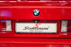 Schmiedmann BMW M3 E30 EVO2 Bagklap 0010 2