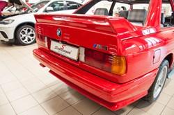 Schmiedmann BMW M3 E30 EVO2 Bagklap 0001