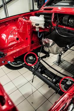 Schmiedmann BMW M3 E30 EVO2 Motor 0028 1 2