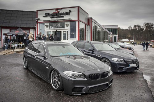 Schmiedmann Sweden BMW Meet Up