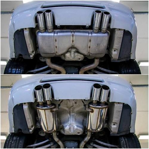 Schmiedmann BMW M3 E92 Supersprint Exhaust