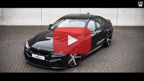 Schmiedmann BMW F30 S3 335I Video Thumbnail Playbutton