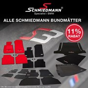 Schmiedmann Floormats Offer DA