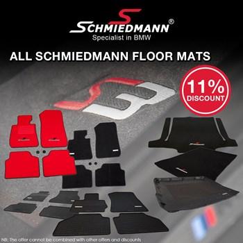 Schmiedmann Floormats Offer EN