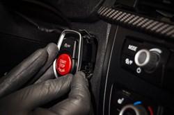 Schmiedmann BMW F30 335I Red Start Stop Button 0098