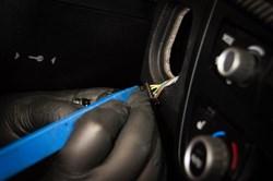 Schmiedmann BMW F30 335I Red Start Stop Button 0093