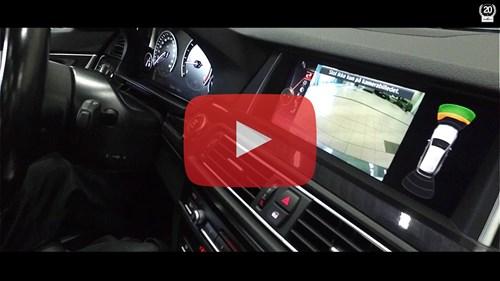 Schmiedmann BMW F11 LCI 530DX Reversing Camera Sound System And Rubber Floor Mats Video Thumbnail Playbutton