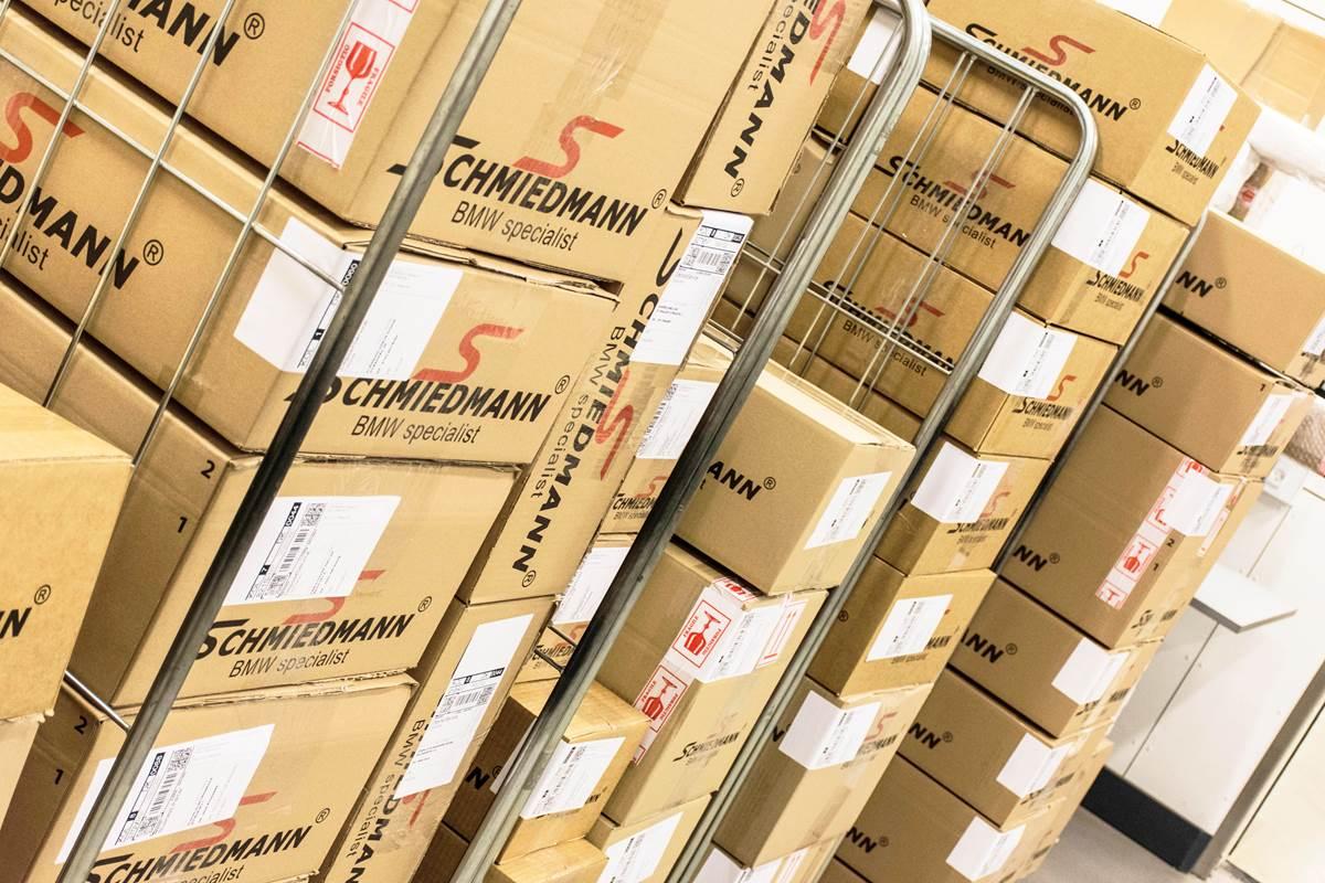 Schmiedmann Free Shipping