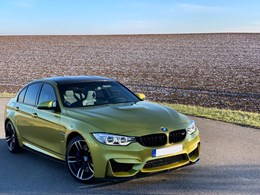 Customer Picture BMW M3 F80 8