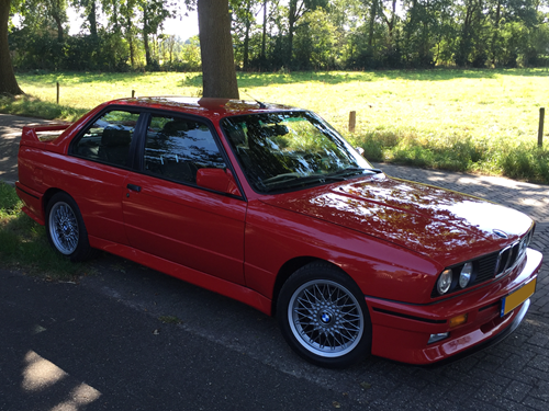 Schmiedmann Customer Picture BMW M3 E30
