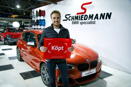 Schmiedmann Sweden BMW M135I Sold
