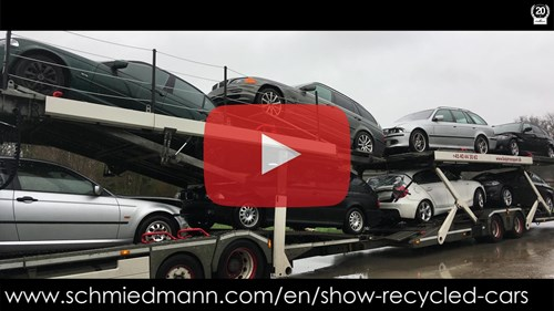 Schmiedmann Nordborg BMW Recycling Video Thumbnail Playbutton