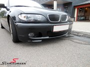 Bmw E46 330D Touring M Tech Frontspoiler 01