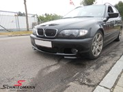 Bmw E46 330D Touring M Tech Frontspoiler 02