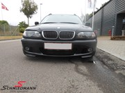 Bmw E46 330D Touring M Tech Frontspoiler 03