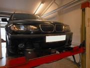 Bmw E46 330D Touring M Tech Frontspoiler 04