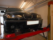 Bmw E46 330D Touring M Tech Frontspoiler 04