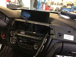 Schmiedmann BMW M3 F80 Awron Display 6