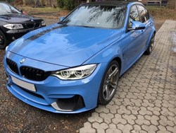 Schmiedmann BMW M3 F80 Awron Display 8